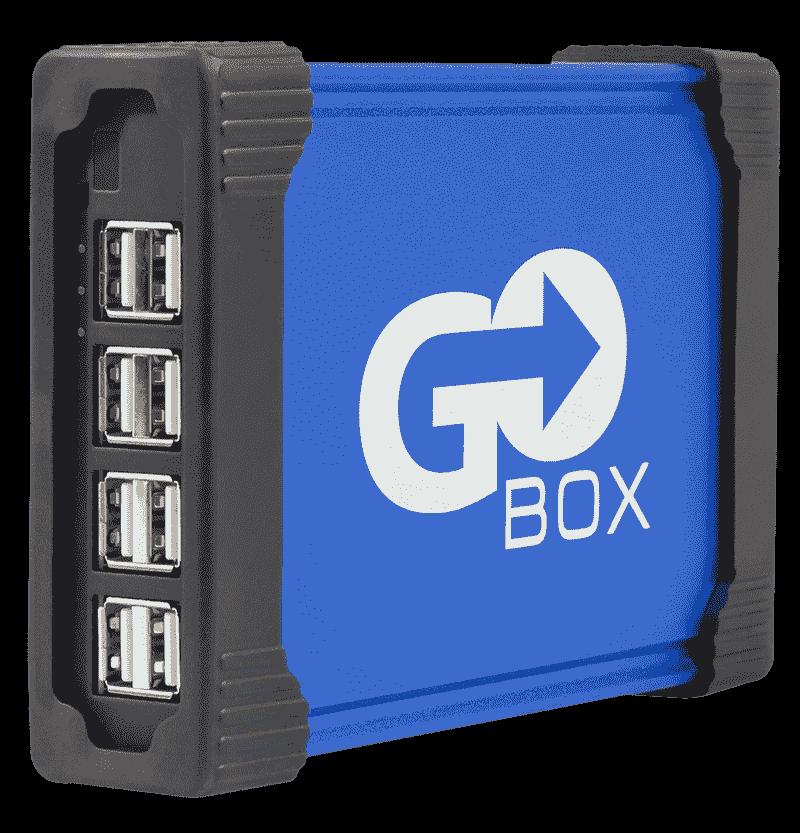 Go-Box Chrome